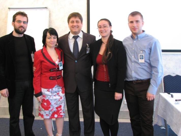 Congresul Internațional de Psihologie, Sibiu, 25-27 mai 2012