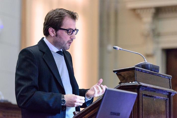 """A. Les - Academia Romana 2014, lansare volum """"Criminologie si psihologie criminologica"""""""