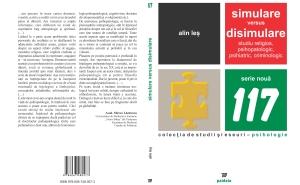 Alin Les (2015). Simulare versus disimulare, Bucuresti, Paideia
