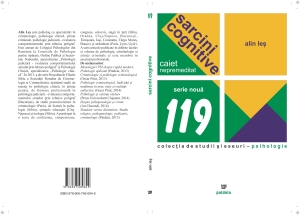 Alin Les, Sarcini cognitive, BT 8 sept 2015