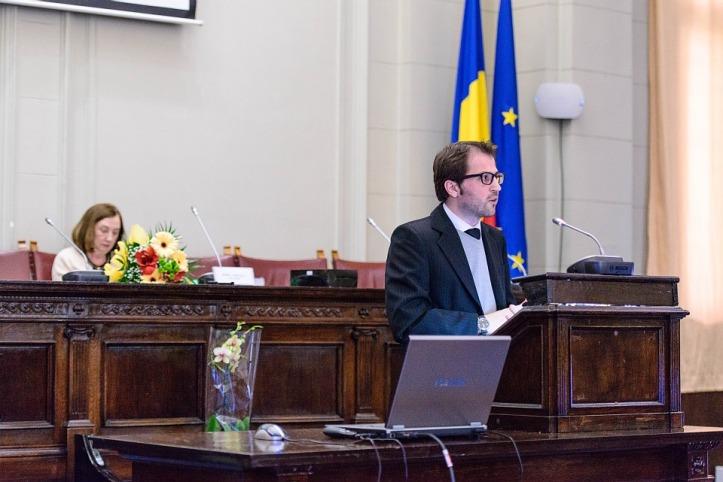 """A. Les - Academia Romana 2014, lansare volum """"Criminologie si psihologie criminologica"""" - 13"""