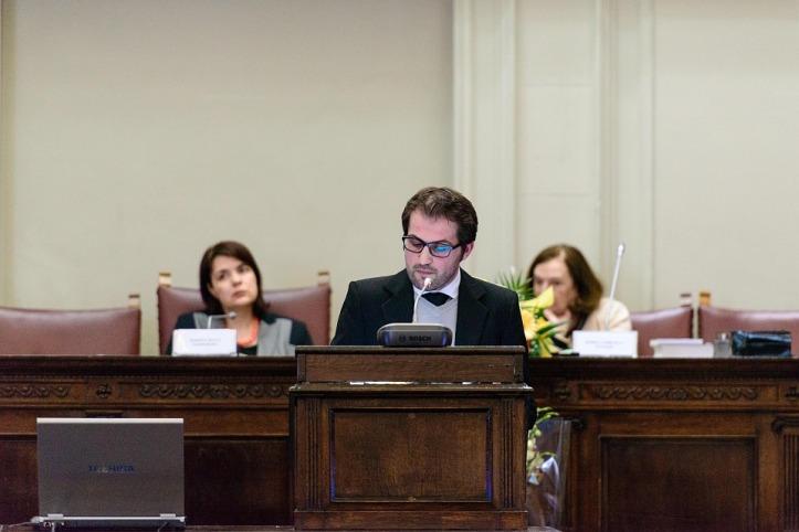 """A. Les - Academia Romana 2014, lansare volum """"Criminologie si psihologie criminologica"""" - 16"""