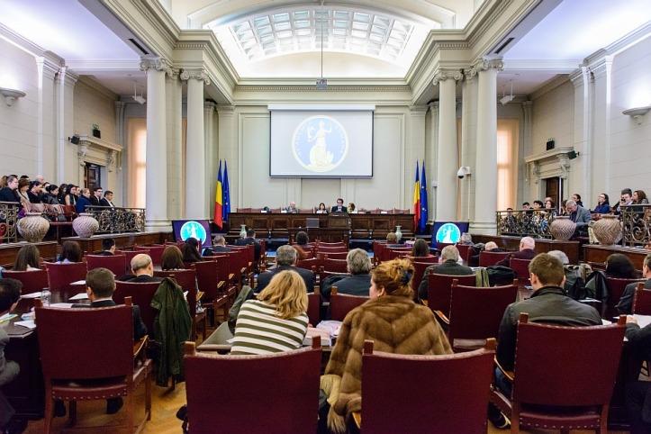 """A. Les - Academia Romana 2014, lansare volum """"Criminologie si psihologie criminologica"""" - 20"""