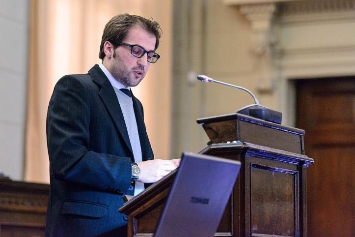 """A. Les - Academia Romana 2014, lansare volum """"Criminologie si psihologie criminologica"""" - 7"""
