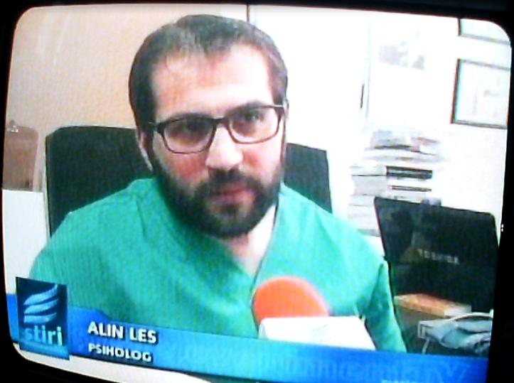 ALIN LES, STIRI TV, IUNIE 2014
