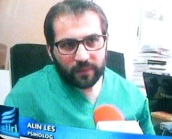 LES ALIN, psiholog, expert criminolog - Cabinet Individual de Psihologie si LABORATOR TESTARI POLIGRAF Sibiu