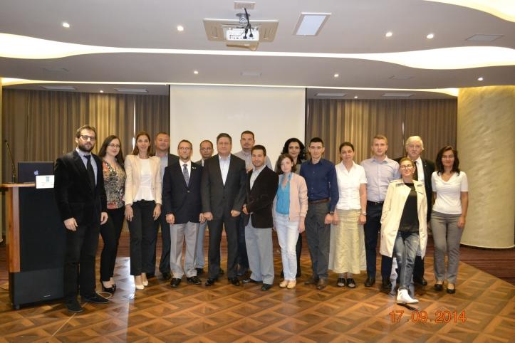 16-17.09.2014 A.LES - International Polygraph Seminar