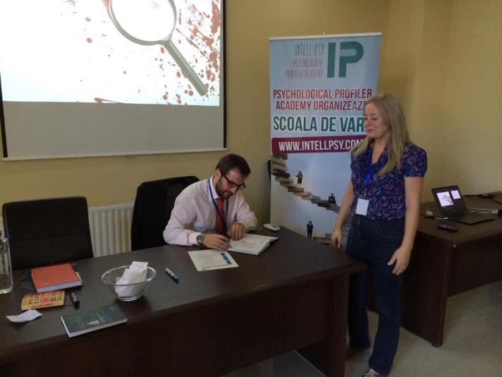 Alin Les - 13 - Aplicatii in Criminological Psychology 2014