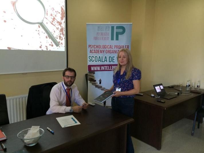 Alin Les - 2 - Aplicatii in Criminological Psychology 2014