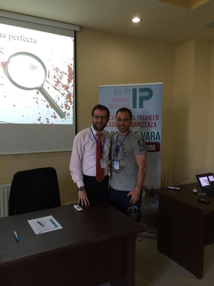 Alin Les - 5 - Aplicatii in Criminological Psychology 2014