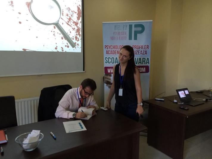 Alin Les - 8 - Aplicatii in Criminological Psychology 2014