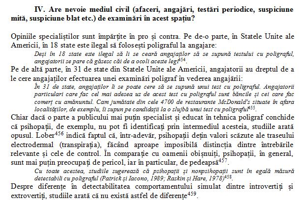 Alin Les (2014), 11 amprente ale criminalitatii, psihologie, criminologie, poligraf, stiinte penale