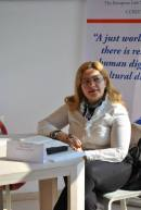 Conf.Univ.Dr. Mihaela RUS - Universitatea Ovidius Constanta - poza testimonial workshop Aplicatii in Criminological Psychology de Alin Les