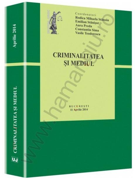 hamangiu - criminalitatea si mediul 2014