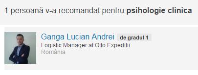 Recomandare psiholog Alin Les, Cabinet Individual de Psihologie Les Alin, Sibiu, psihologie clinica