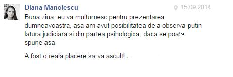 Diana Manolescu, psihocrim.wordress.com, Alin Les, psiholog, expert criminolog