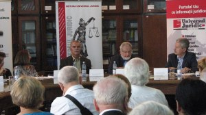 Alin Les - Societatea Romana de Criminologie si Criminalistica, Bucuresti sept. 2015