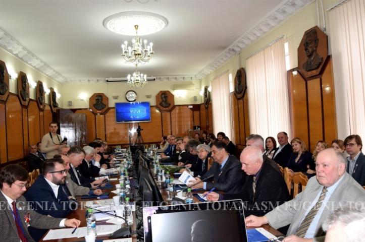 Alin Les, conferinta criminologie, Academia de Stiinte a Moldovei, Chisinau 2018