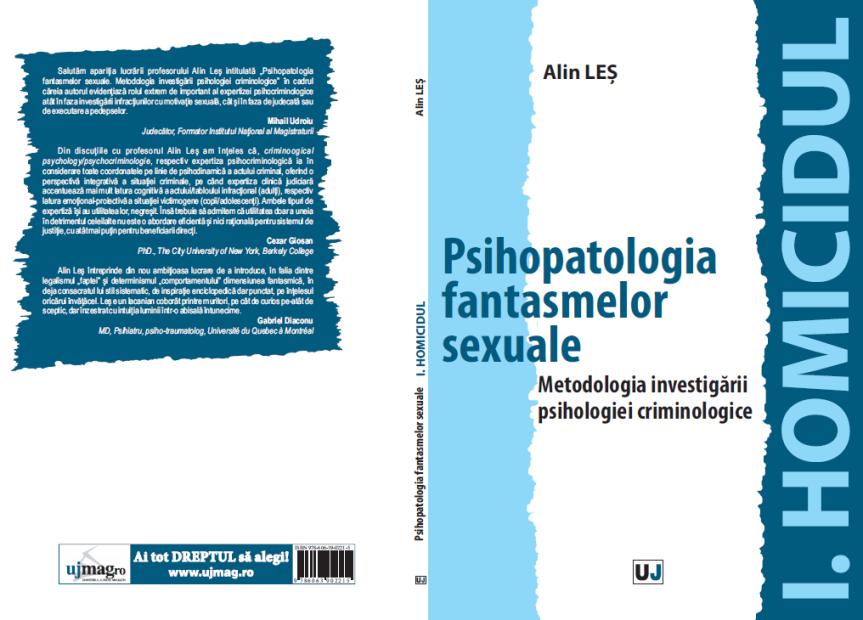 Psihopatologia fantasmelor sexuale_Alin Les_ Universul Juridic_ 2018